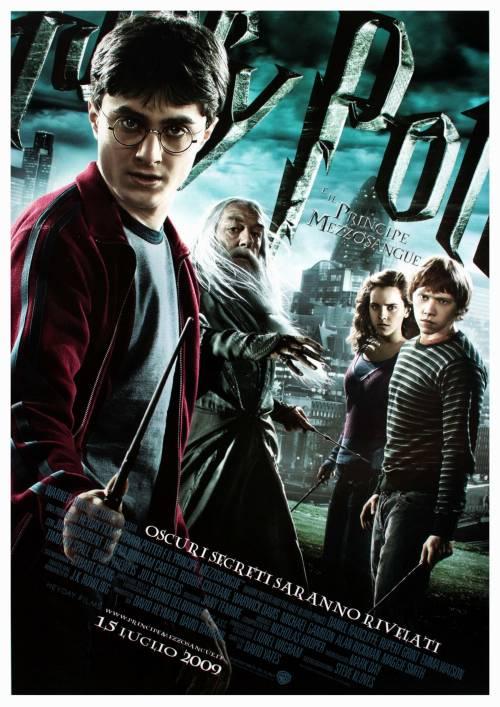 Harry Potter, maghetto sexy  tra pozioni e lotte mortali