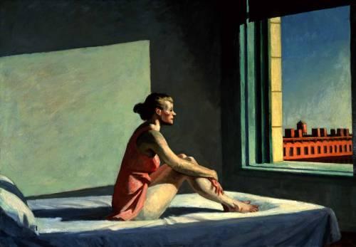 Hopper, così tranquillo da essere inquietante