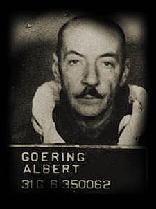 Le sorprese della storia: Albert Goring il fratello buono del vice Hitler