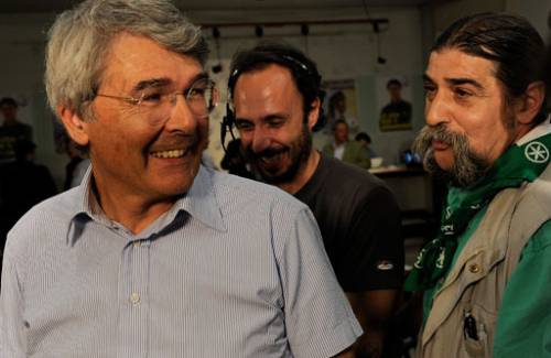"""Castelli: """"Al cinema e in tv  si parla solo romanesco  Basta, è insopportabile"""""""