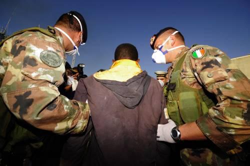 """Respingimenti, Unhcr all'Italia: """"No alla forza"""""""
