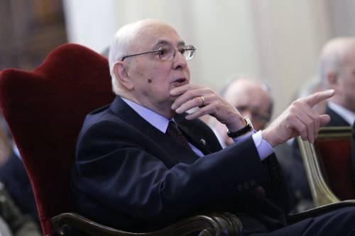 """Napolitano: """"Chi mi critica non conosce la Carta"""""""