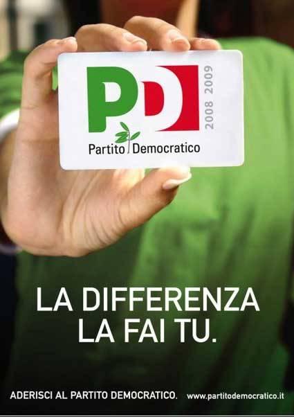 Pd: iscritti in calo. Candidati, spunta Nicolini