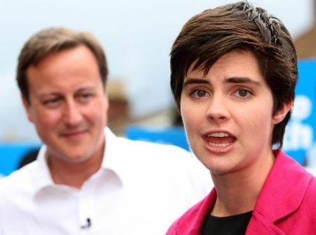 I Tory galoppano verso il governo  con la nuova aspirante Thatcher