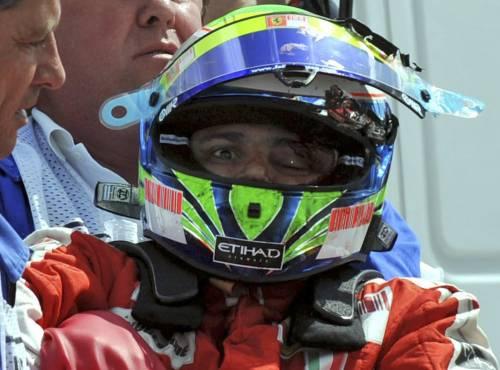 """Massa, il chirurgo:  """"Occhio danneggiato  La carriera è a rischio"""""""