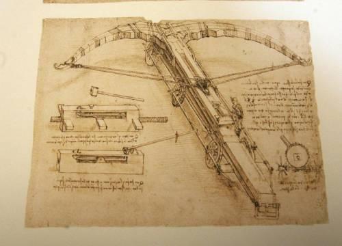 Leonardo, il Codice Atlantico  star delle mostre a Milano  fino al 2015, l'anno dell'Expo