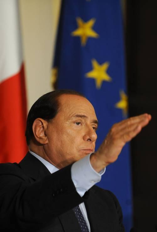 """Berlusconi: """"Il partito del Sud? E' inaccettabile"""""""