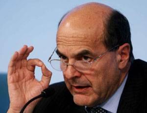 "Il Pd ""pensiona"" Franceschini: Bersani in testa"
