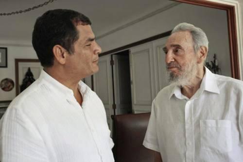 Cuba, Fidel torna in tv  dopo 14 mesi di dubbi