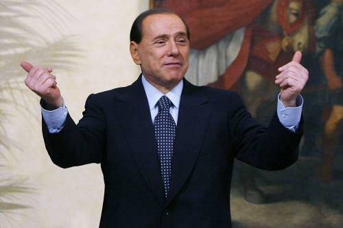 """Berlusconi: """"Dinho?  Non lo cambierei mai"""""""