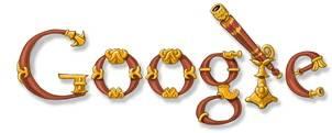 Google omaggia Galileo<br /> Ma sbaglia la data