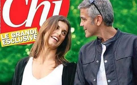 Clooney-Canalis, la storia c'è<br /> Siani: &quot;E' iniziata nel 2007&quot;
