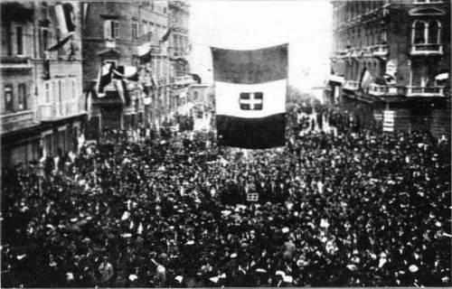 L'impresa di Fiume: ma quanto era libertario il regno di D'Annunzio?