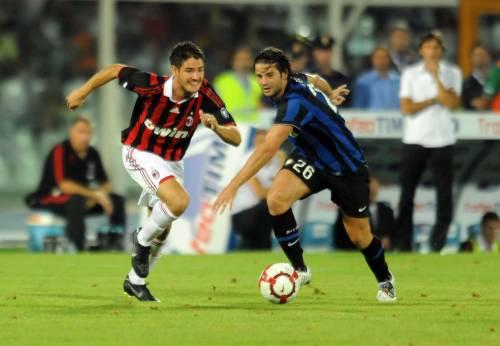 Leo gioca con il vecchio Milan<br /> &quot;Kakà e Maldini tifano per me&quot;