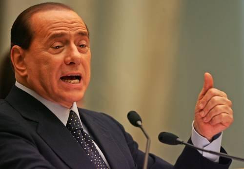 Italia 150, Berlusconi al Colle: rivedere i progetti