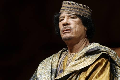 """Israele liquida Gheddafi: """"Un bulletto da circo"""""""