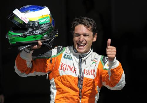 Force India: Ferrari? No  Fisichella resta con noi