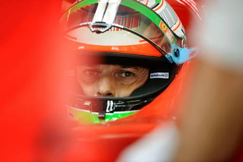 Monza, Fisichella subito  davanti a Raikkonen