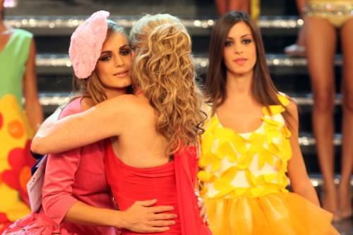 Miss Italia: la beffa  della fascia sbagliata