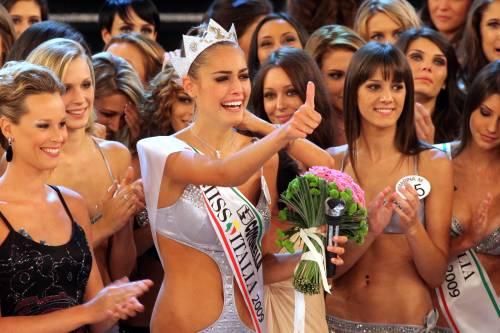 Maria Perrusi è Miss Italia,  la più bella tra le belle