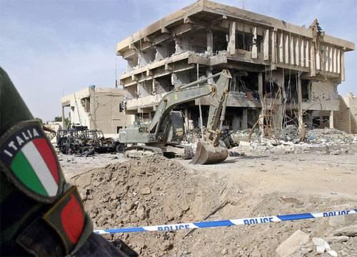 L'attentato più grave dopo la strage di Nassiriya
