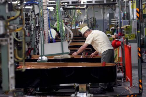 Fatturato e ordini, a luglio  in Italia riparte l'industria