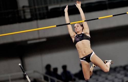 "Asta: Isinbayeva a 5,07  E Gay ""spaventa"" Bolt"