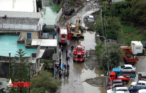 """Messina, Bertolaso: 25 le vittime e 10 i dispersi  """"Ma non c'è nessuna speranza di trovarli vivi"""""""