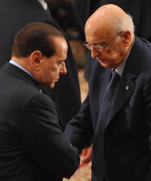 """La Consulta: """"Illegittimo il lodo Alfano""""  Berlusconi attacca Corte e Napolitano"""