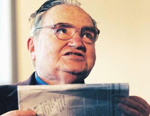 Baget Bozzo, l'ultima profezia: lo scontro con la Consulta
