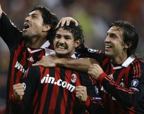 Milan, impresa a Madrid  Juve: solo grinta e Buffon