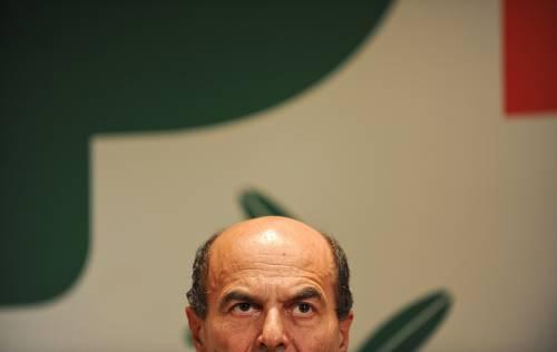 """Pd, Bersani  segretario: """"Leader, a modo mio"""""""