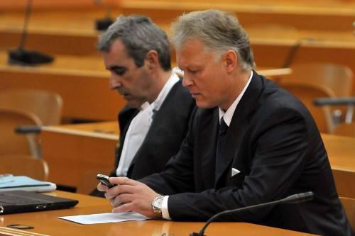 Mancanza dell'interprete:  gli imputati della Thyssen  si rifiutano di rispondere