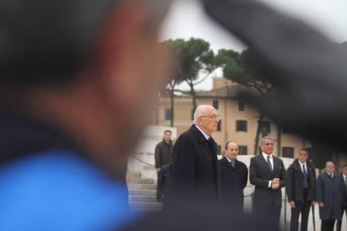 "Napolitano all'Anm:  ""Dialogo equilibrato,  apritevi al confronto"""