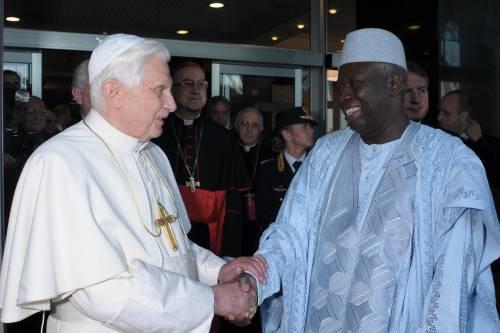 """Vertice Fao, il Papa: """"La terra può nutrire tutti"""""""