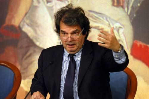 "Brunetta su Tremonti: ""Io economista, lui no"""