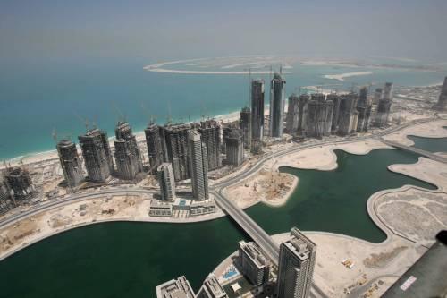 Collasso Dubai World  affonda anche l'Asia:  si teme un'altra bolla