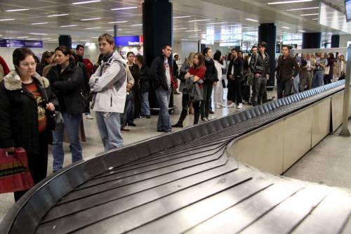 Sciopero a Fiumicino:  ritardi e voli cancellati