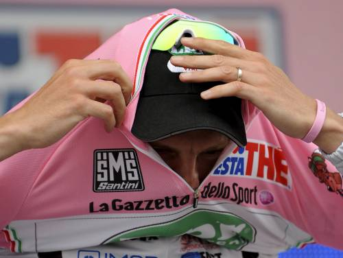 Doping, chiesti 3 anni per Di Luca