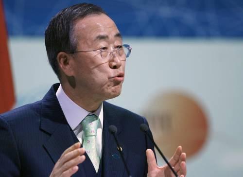 Siria, l'Onu dice stop alle armi chimiche