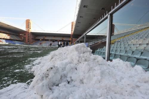 Italia sotto zero, oggi la neve: 700 treni cancellati