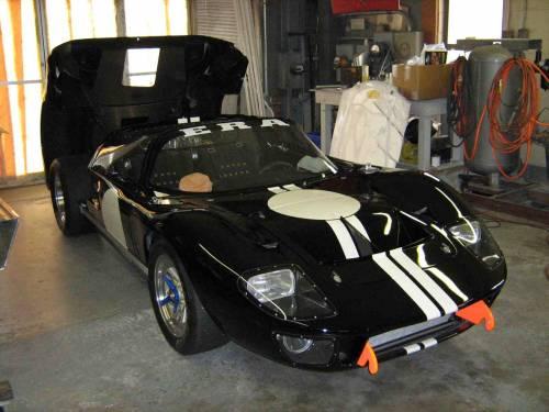 In Connecticut (Usa) le più belle repliche delle Ford Cobra e GT 40