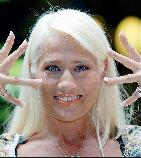 "Heather Parisi: ""Sono mamma di due bimbi sintetici"""