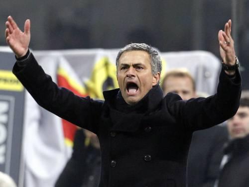 Inter, deferiti dalla Figc  Mourinho e l'ad Paolillo