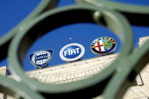"""Fiat: """"Ordini in forte calo""""  Fermi tutti gli impianti:  in cig per due settimane"""