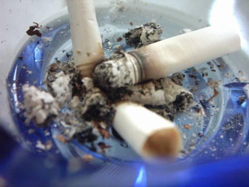 In aumento il fumo tra i giovani