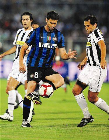 Inter-Juve di Coppa Italia, quarti di nobiltà