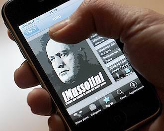Usa, discorsi di Mussolini per Iphone:  protestano i sopravvissuti alla Shoah
