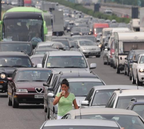 Lotta ai veleni del traffico<br /> Arriva il filtro nel naso<br /> che uccide l'inquinamento