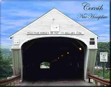 Il segreto di Cornish, New Hampshire? Rendere immortali gli scrittori